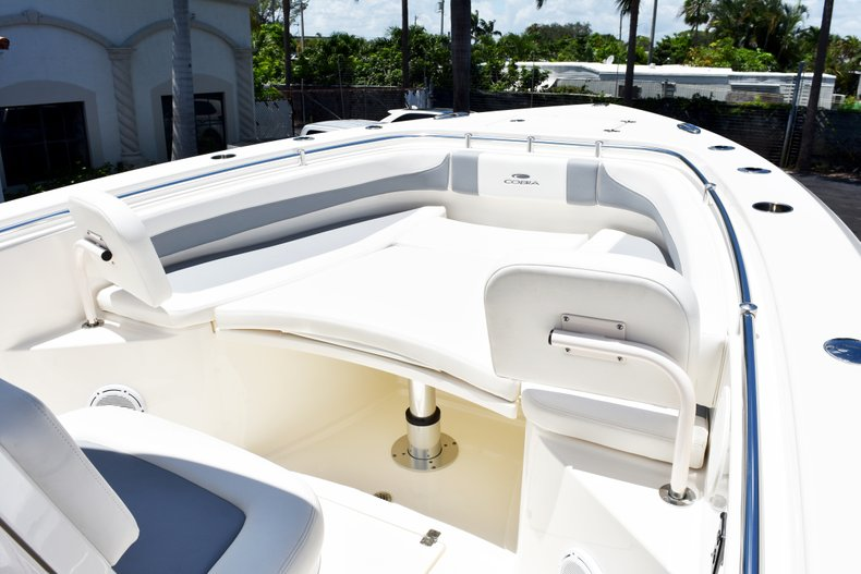 Thumbnail 66 for New 2019 Cobia 301 CC Center Console boat for sale in West Palm Beach, FL