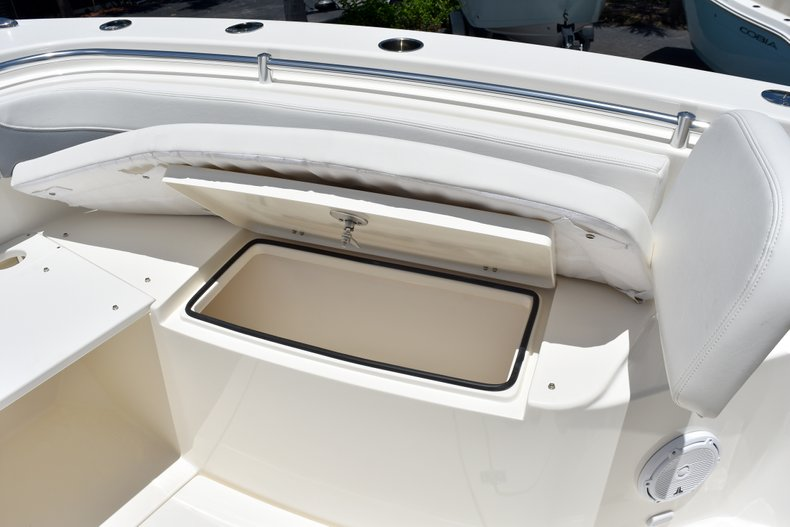 Thumbnail 81 for New 2019 Cobia 301 CC Center Console boat for sale in West Palm Beach, FL