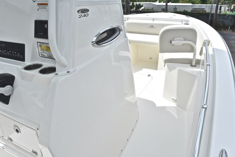 Thumbnail 44 for New 2019 Cobia 240 CC Center Console boat for sale in West Palm Beach, FL