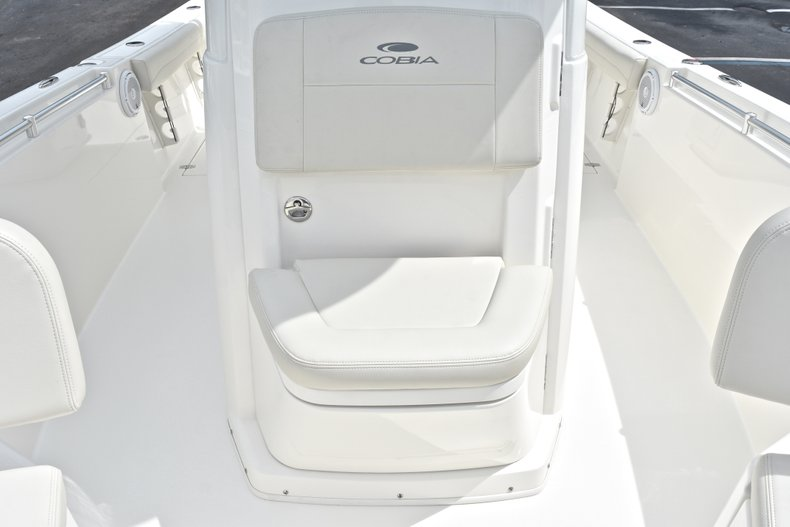 Thumbnail 46 for New 2019 Cobia 240 CC Center Console boat for sale in West Palm Beach, FL