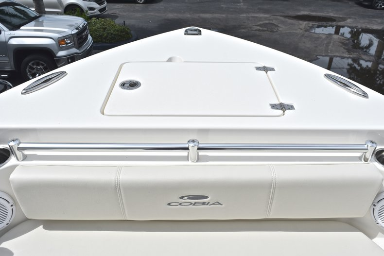 Thumbnail 56 for New 2019 Cobia 240 CC Center Console boat for sale in West Palm Beach, FL