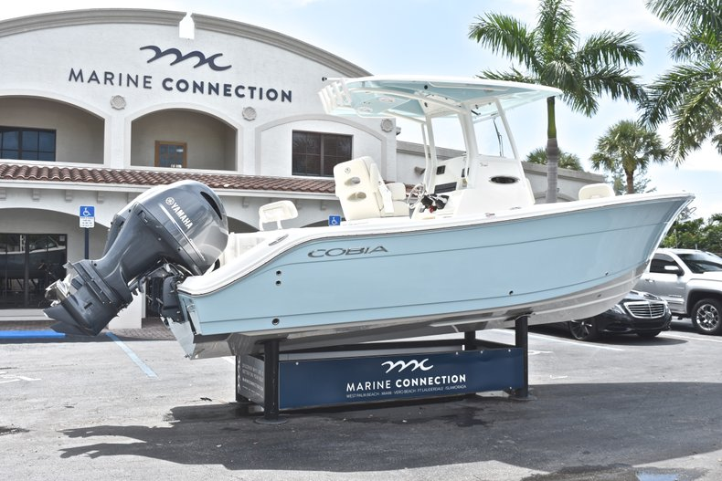Thumbnail 8 for New 2019 Cobia 240 CC Center Console boat for sale in West Palm Beach, FL