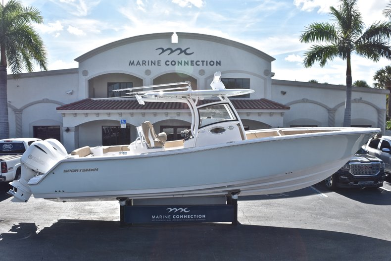 New 2019 Sportsman Open 312 Center Console boat for sale in West Palm Beach, FL