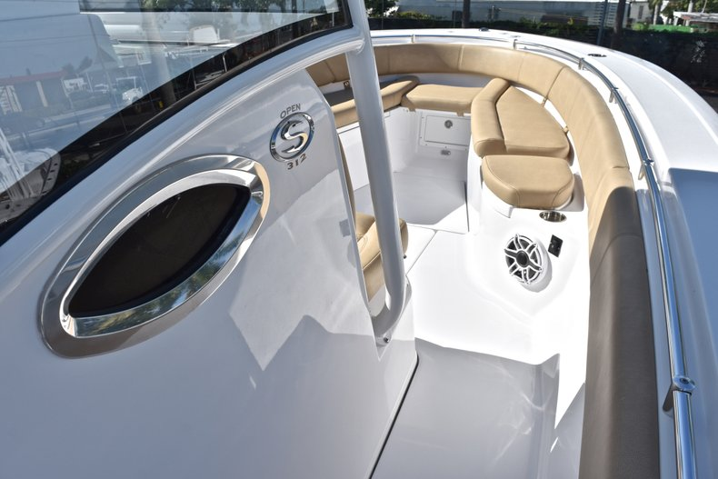Thumbnail 61 for New 2019 Sportsman Open 312 Center Console boat for sale in West Palm Beach, FL