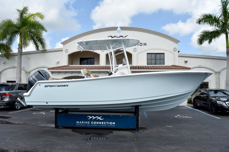 New 2019 Sportsman Heritage 231 Center Console boat for sale in West Palm Beach, FL