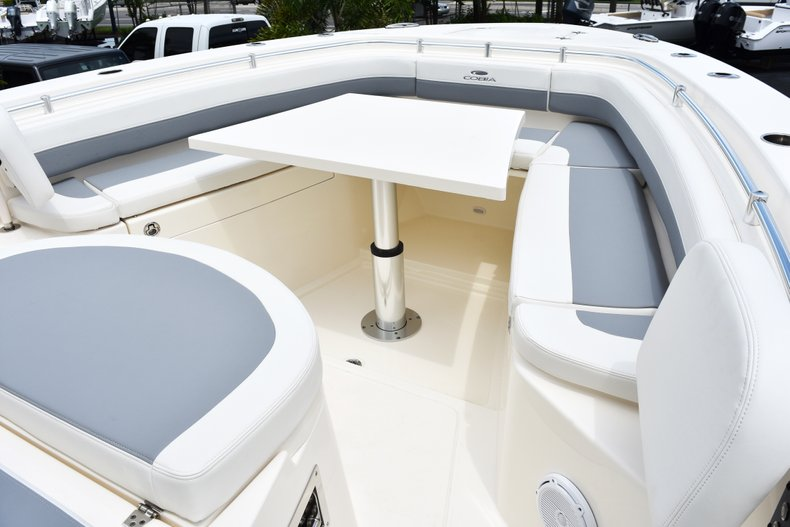 Thumbnail 95 for New 2019 Cobia 344 Center Console boat for sale in West Palm Beach, FL