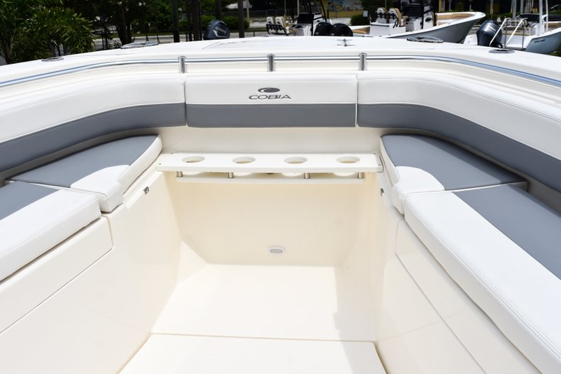Thumbnail 94 for New 2019 Cobia 344 Center Console boat for sale in West Palm Beach, FL