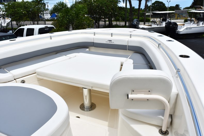 Thumbnail 96 for New 2019 Cobia 344 Center Console boat for sale in West Palm Beach, FL