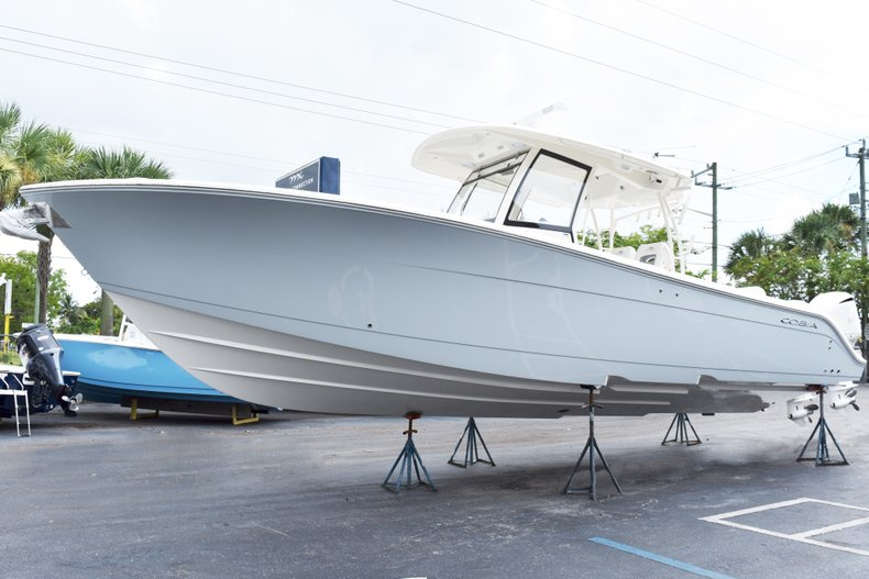 Thumbnail 3 for New 2019 Cobia 344 Center Console boat for sale in West Palm Beach, FL