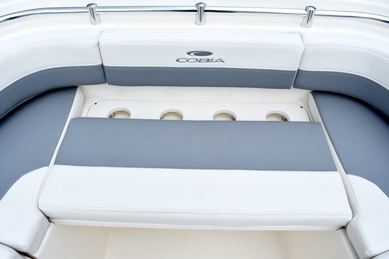 Thumbnail 93 for New 2019 Cobia 344 Center Console boat for sale in West Palm Beach, FL