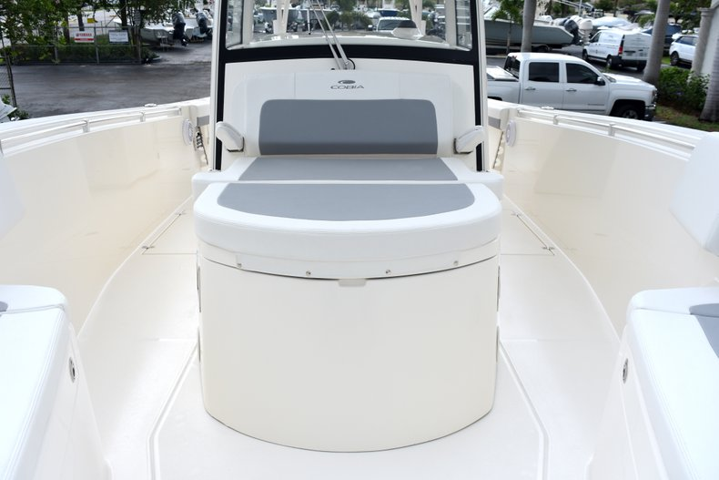 Thumbnail 84 for New 2019 Cobia 344 Center Console boat for sale in West Palm Beach, FL