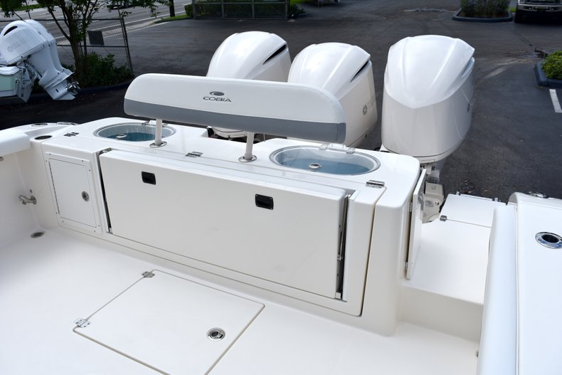 Thumbnail 12 for New 2019 Cobia 344 Center Console boat for sale in West Palm Beach, FL