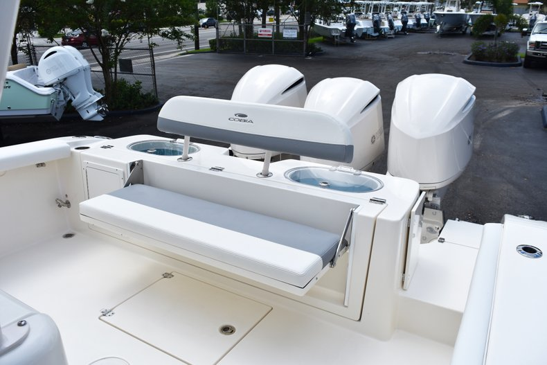 Thumbnail 13 for New 2019 Cobia 344 Center Console boat for sale in West Palm Beach, FL