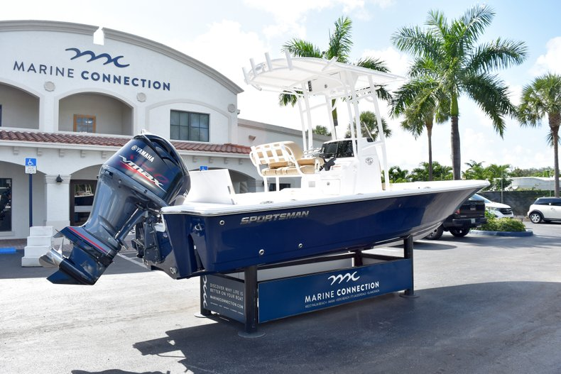 Thumbnail 7 for New 2019 Sportsman Tournament 234 Bay boat for sale in West Palm Beach, FL