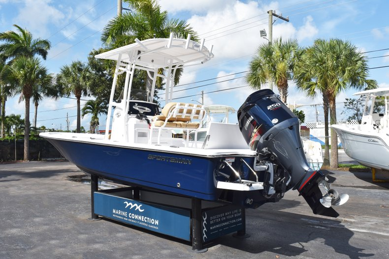 Thumbnail 5 for New 2019 Sportsman Tournament 234 Bay boat for sale in West Palm Beach, FL