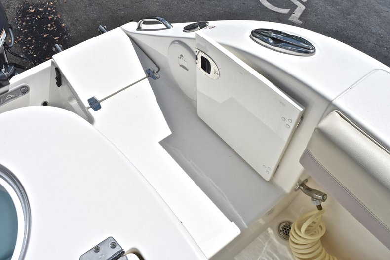 Thumbnail 10 for Used 2017 Cobia 277 Center Console boat for sale in West Palm Beach, FL