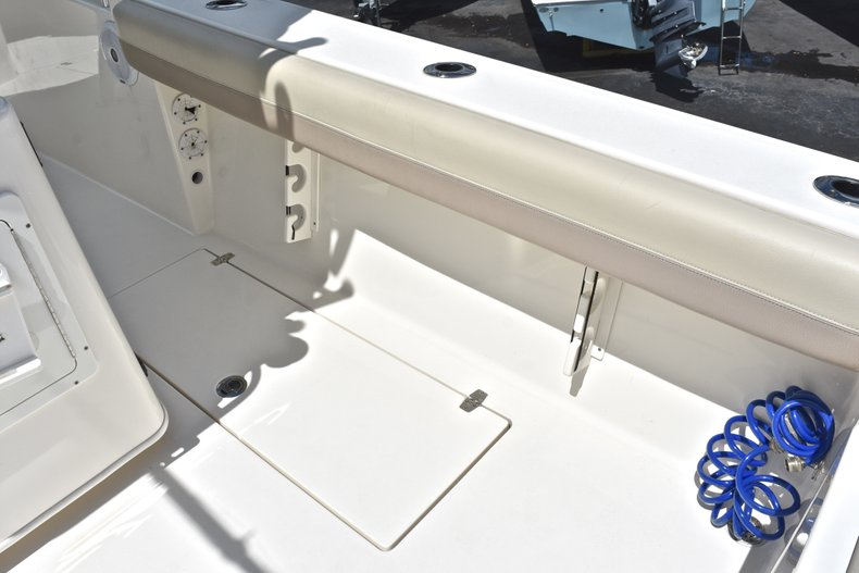 Thumbnail 19 for Used 2017 Cobia 277 Center Console boat for sale in West Palm Beach, FL