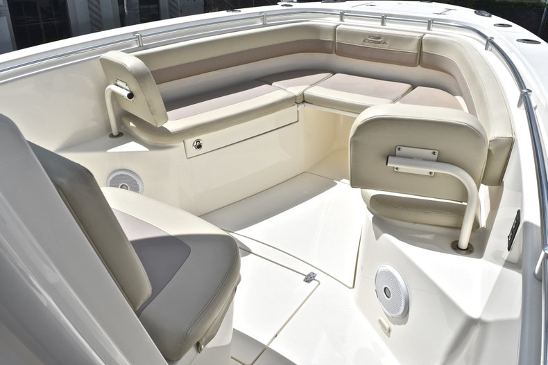 Thumbnail 46 for Used 2017 Cobia 277 Center Console boat for sale in West Palm Beach, FL
