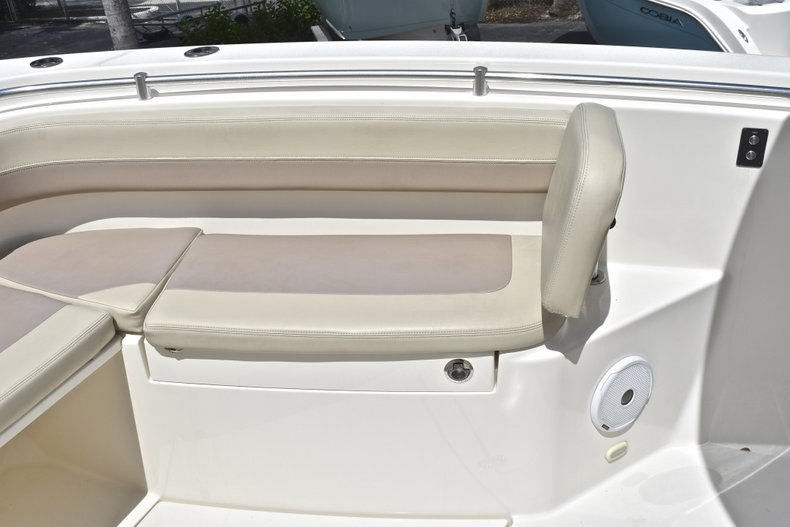 Thumbnail 54 for Used 2017 Cobia 277 Center Console boat for sale in West Palm Beach, FL