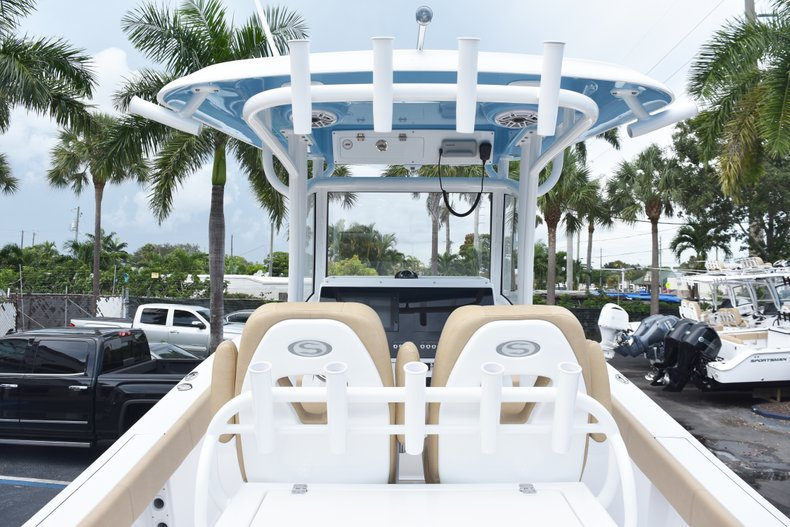 Thumbnail 13 for New 2019 Sportsman Open 282 Center Console boat for sale in West Palm Beach, FL