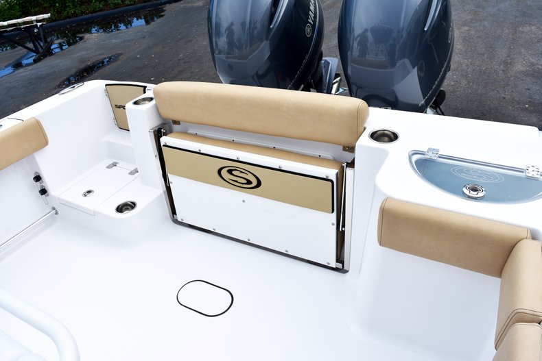 Thumbnail 15 for New 2019 Sportsman Open 282 Center Console boat for sale in West Palm Beach, FL