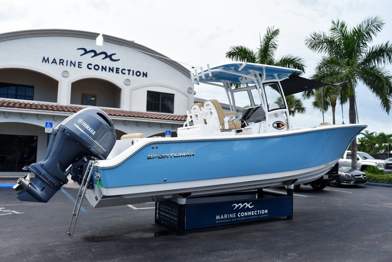 Thumbnail 7 for New 2019 Sportsman Open 282 Center Console boat for sale in West Palm Beach, FL