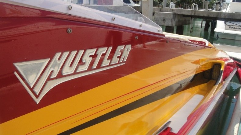 Thumbnail 48 for Used 2004 Hustler 50 Performance Yacht boat for sale in West Palm Beach, FL