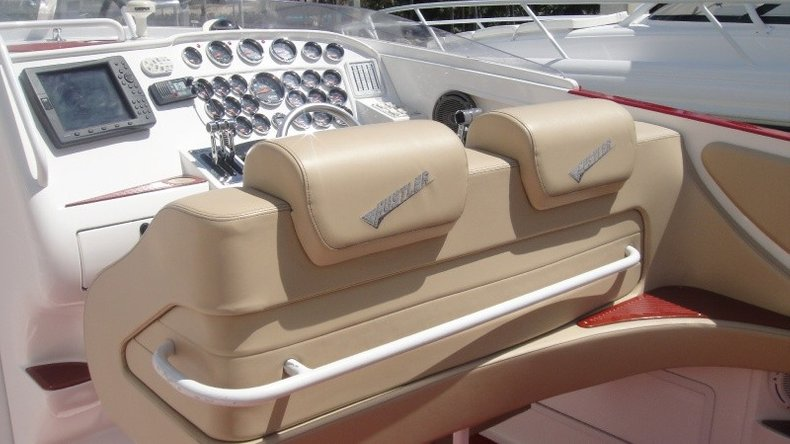 Thumbnail 55 for Used 2004 Hustler 50 Performance Yacht boat for sale in West Palm Beach, FL