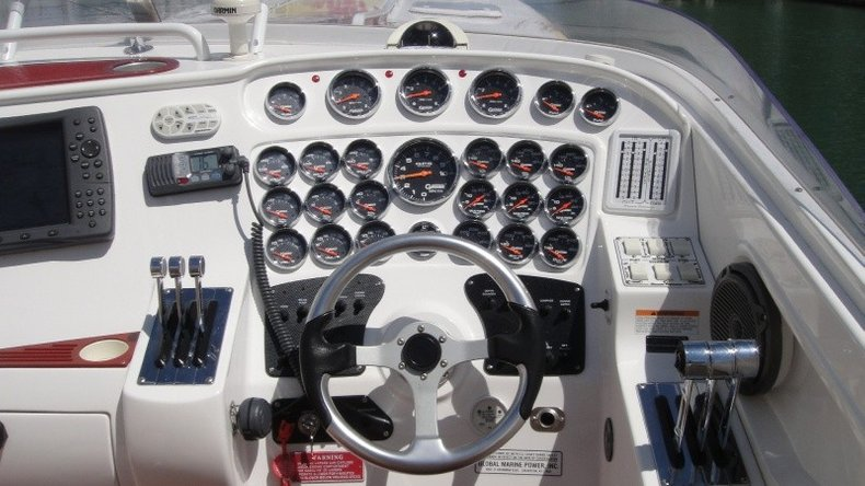 Thumbnail 57 for Used 2004 Hustler 50 Performance Yacht boat for sale in West Palm Beach, FL