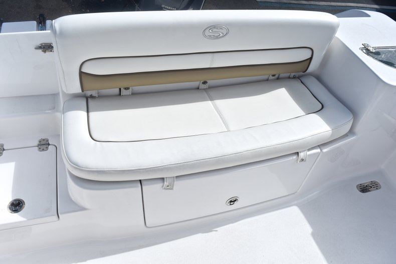 Thumbnail 14 for Used 2014 Sportsman Heritage 251 Center Console boat for sale in West Palm Beach, FL
