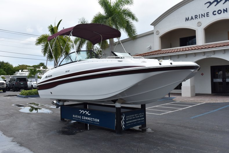 Image 1 for 2019 Hurricane SunDeck SD 187 OB in West Palm Beach, FL