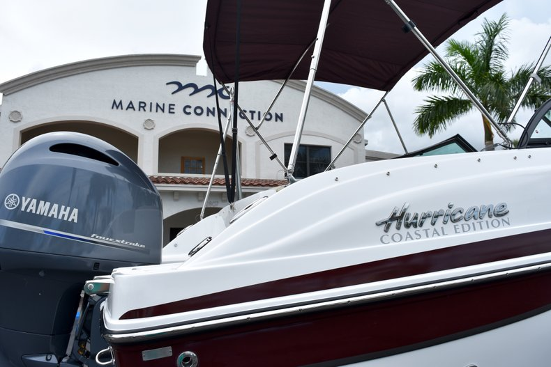 Image 9 for 2019 Hurricane SunDeck SD 187 OB in West Palm Beach, FL