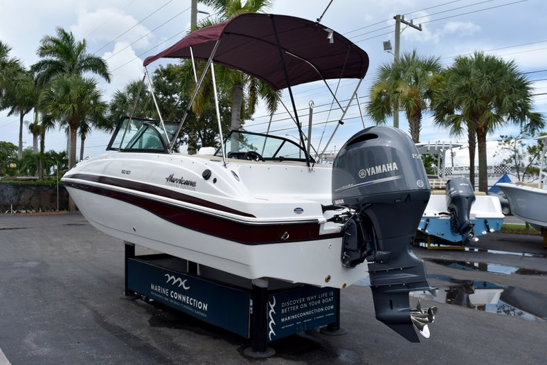 Image 5 for 2019 Hurricane SunDeck SD 187 OB in West Palm Beach, FL