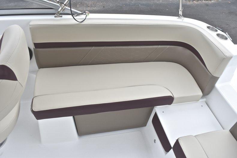 Thumbnail 17 for New 2019 Hurricane 217 SunDeck OB boat for sale in Vero Beach, FL