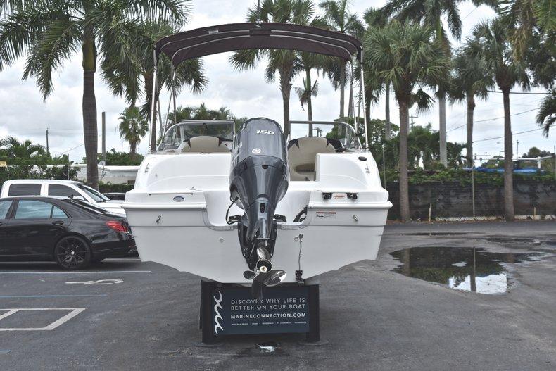 Thumbnail 6 for New 2019 Hurricane 217 SunDeck OB boat for sale in Vero Beach, FL