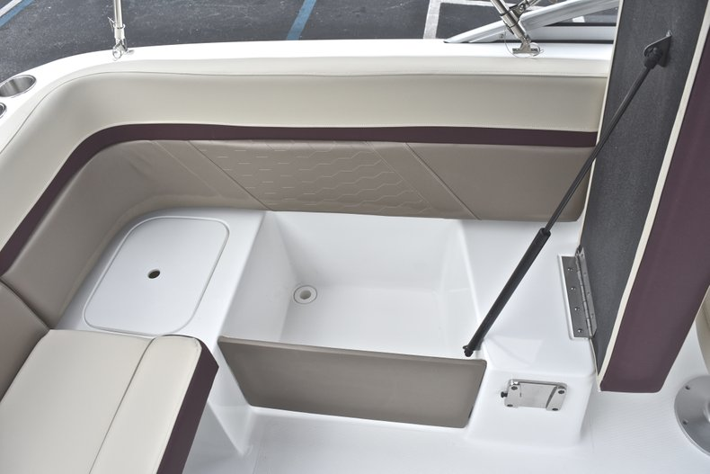 Thumbnail 25 for New 2019 Hurricane 217 SunDeck OB boat for sale in Vero Beach, FL