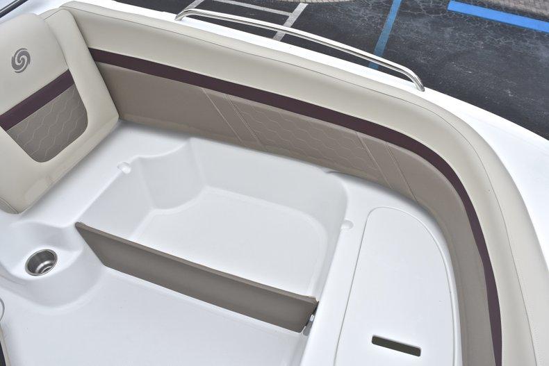 Thumbnail 50 for New 2019 Hurricane 217 SunDeck OB boat for sale in Vero Beach, FL