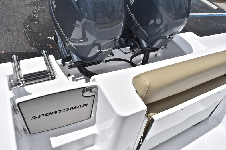 Thumbnail 12 for Used 2018 Sportsman Open 252 Center Console boat for sale in West Palm Beach, FL