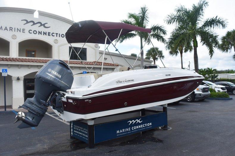 Thumbnail 7 for New 2019 Hurricane 188 SunDeck Sport OB boat for sale in West Palm Beach, FL