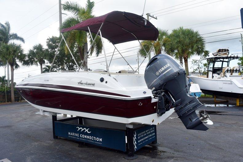 Thumbnail 5 for New 2019 Hurricane 188 SunDeck Sport OB boat for sale in West Palm Beach, FL