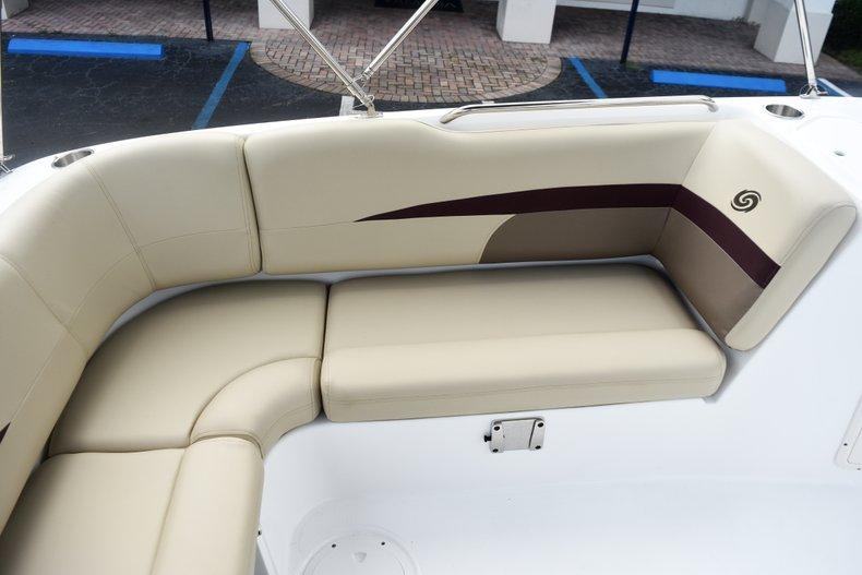 Thumbnail 20 for New 2019 Hurricane 188 SunDeck Sport OB boat for sale in West Palm Beach, FL