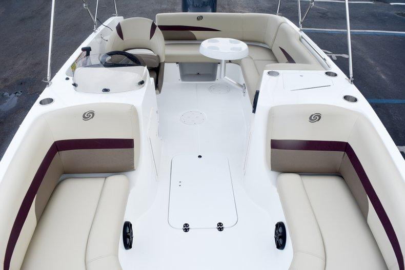 Thumbnail 49 for New 2019 Hurricane 188 SunDeck Sport OB boat for sale in West Palm Beach, FL