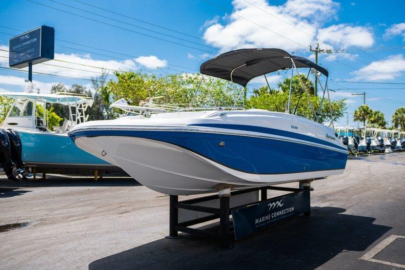 Thumbnail 3 for New 2019 Hurricane 188 SunDeck Sport OB boat for sale in Vero Beach, FL