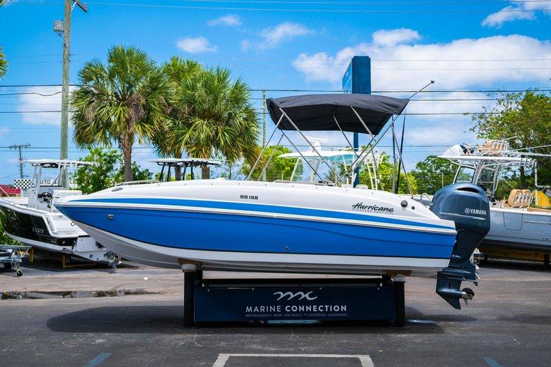 Thumbnail 4 for New 2019 Hurricane 188 SunDeck Sport OB boat for sale in Vero Beach, FL