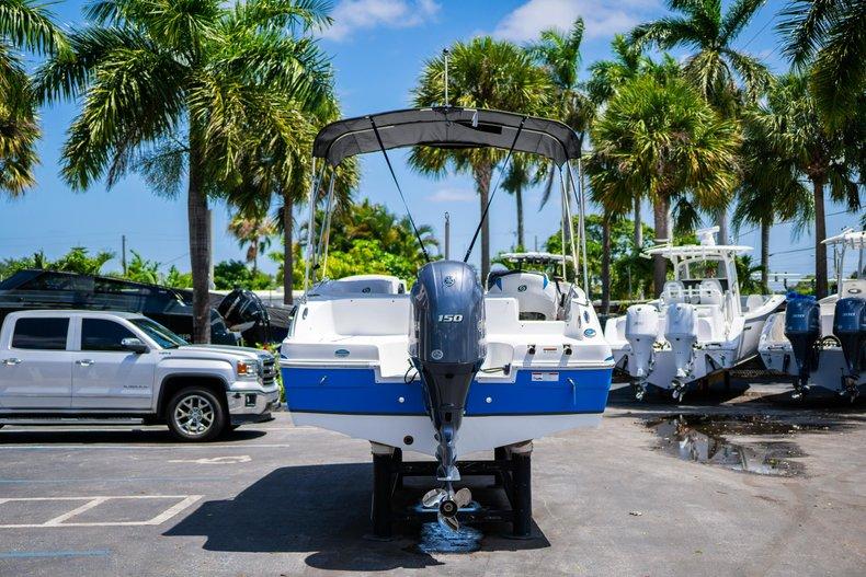 Thumbnail 6 for New 2019 Hurricane 188 SunDeck Sport OB boat for sale in Vero Beach, FL