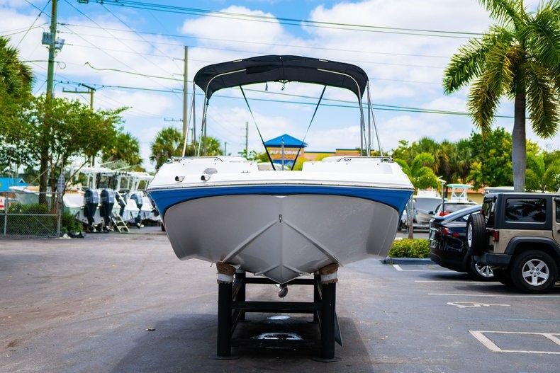 Thumbnail 2 for New 2019 Hurricane 188 SunDeck Sport OB boat for sale in Vero Beach, FL