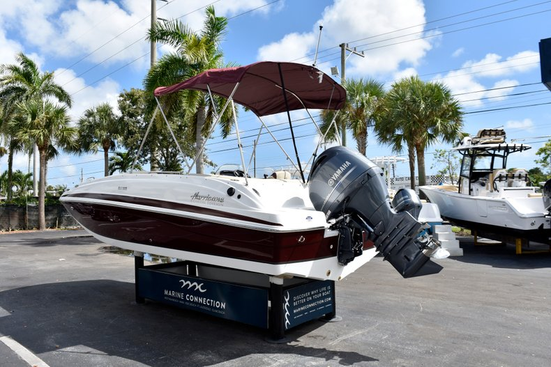 Thumbnail 5 for New 2019 Hurricane 188 SunDeck Sport OB boat for sale in West Palm Beach, FL