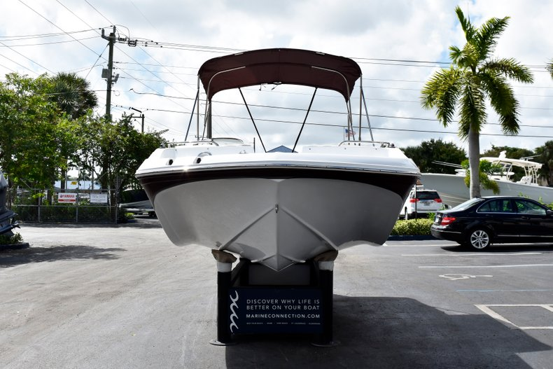 Thumbnail 2 for New 2019 Hurricane 188 SunDeck Sport OB boat for sale in West Palm Beach, FL