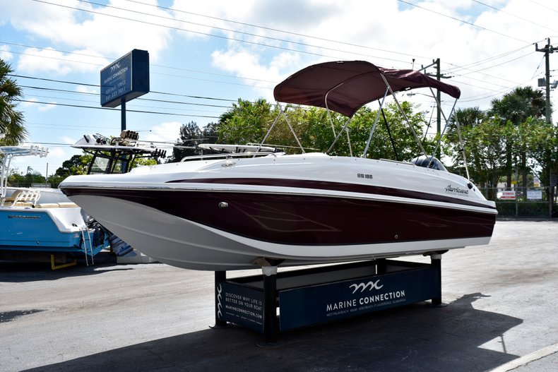 Thumbnail 3 for New 2019 Hurricane 188 SunDeck Sport OB boat for sale in West Palm Beach, FL