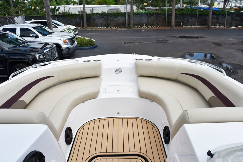 Thumbnail 35 for New 2019 Hurricane 188 SunDeck Sport OB boat for sale in West Palm Beach, FL